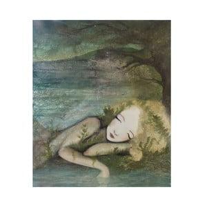 Autorský plagát od Lény Brauner Snívanie,60x70cm