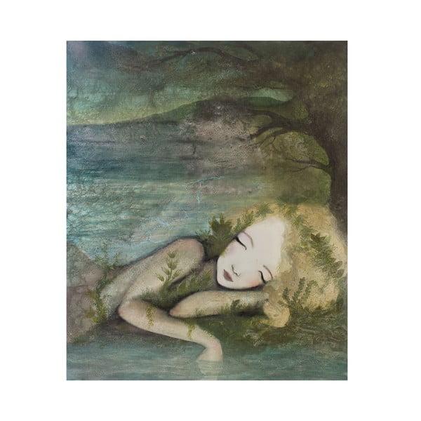 Autorský plagát od Lény Brauner Snívanie, 51x60cm