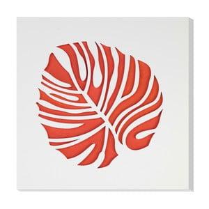 Nástenná dekorácia Vialli Design C-tru Orange