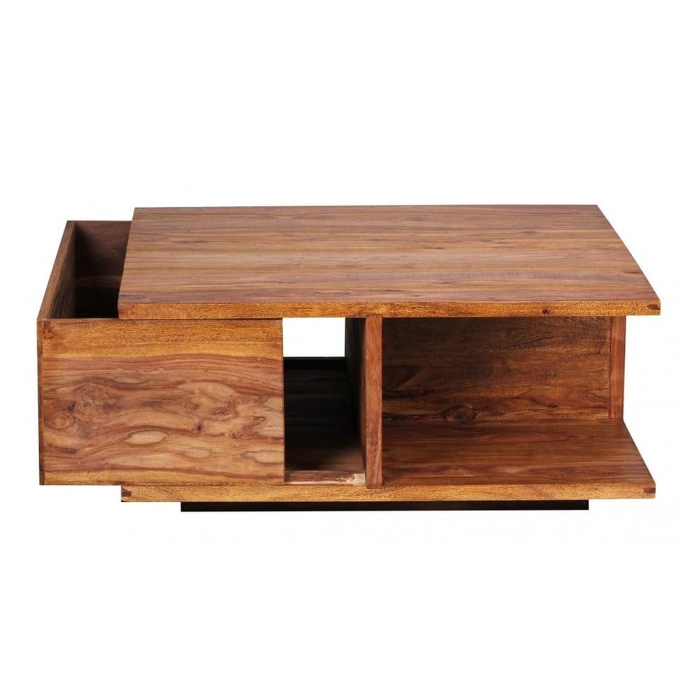 Konferenčný stolík z masívneho palisandrového dreva Skyport Carlota