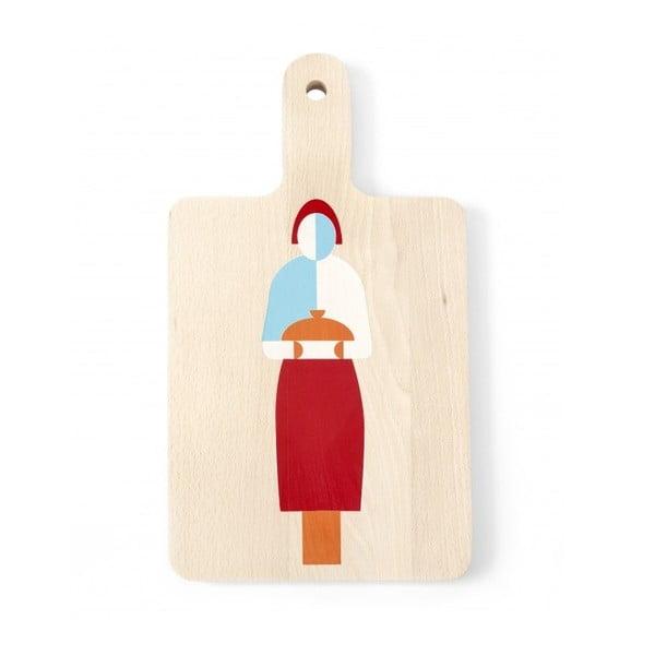 Drevená doštička na krájanie Bread and Salt