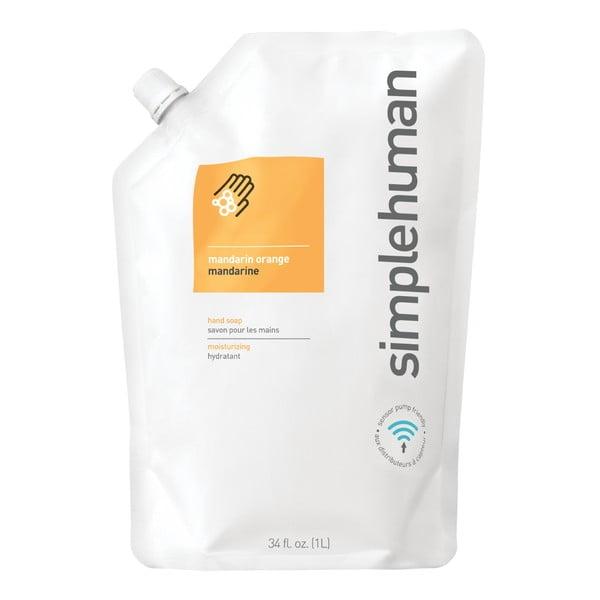 Hydratačné tekuté mydlo simplehuman  s vôňou mandarínky