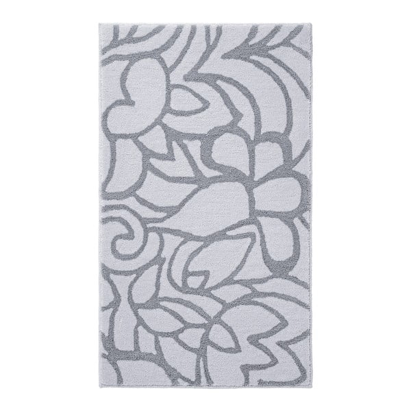Koberec Esprit Flower Shower Gray, 60x100 cm