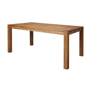 Jedálenský stôl s doskou z dubového dreva Actona Turbo, 180 x 90 cm
