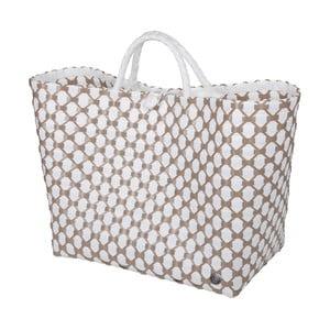 Taška Lima Shopper White/Beige