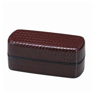 Hnedý desiatový box Joli Bento Ami, 950ml