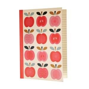 Zápisník Rex London Vintage Apple, veľ. A5