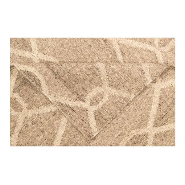 Vlnený koberec Kilim 835, 120x180 cm