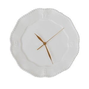 Keramické hodiny Tea Time
