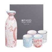 Set na saké Tokyo Design Studio Shiki