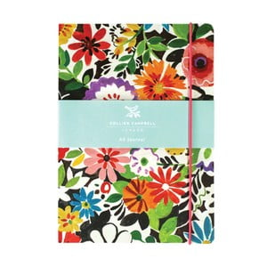 Linajkový denník A5 Collier Campbell by Portico Designs, 100stránok