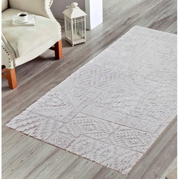 Koberec Patchwork Beyaz, 50x80 cm