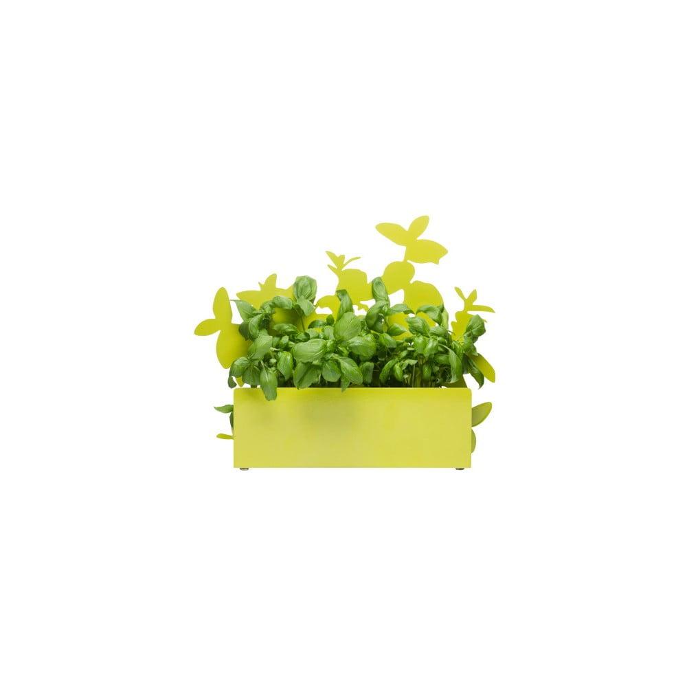 Zelený stojanček na bylinky Sagaform Herb