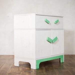 Komoda Emo Green