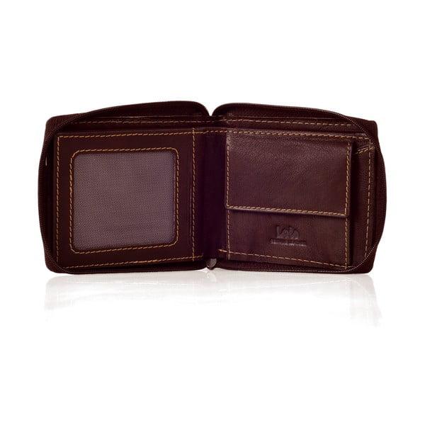 Kožená peňaženka Lois Hazel, 10,5x8,5 cm