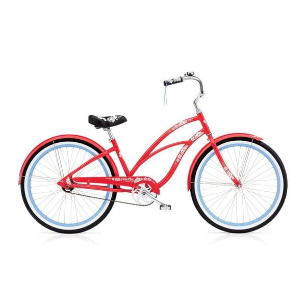 Dámsky bicykel Hawaii 3i Red