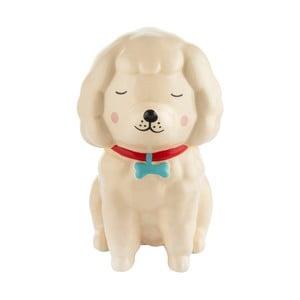Kamenná pokladnička v tvare psa Sass & Belle Playtime