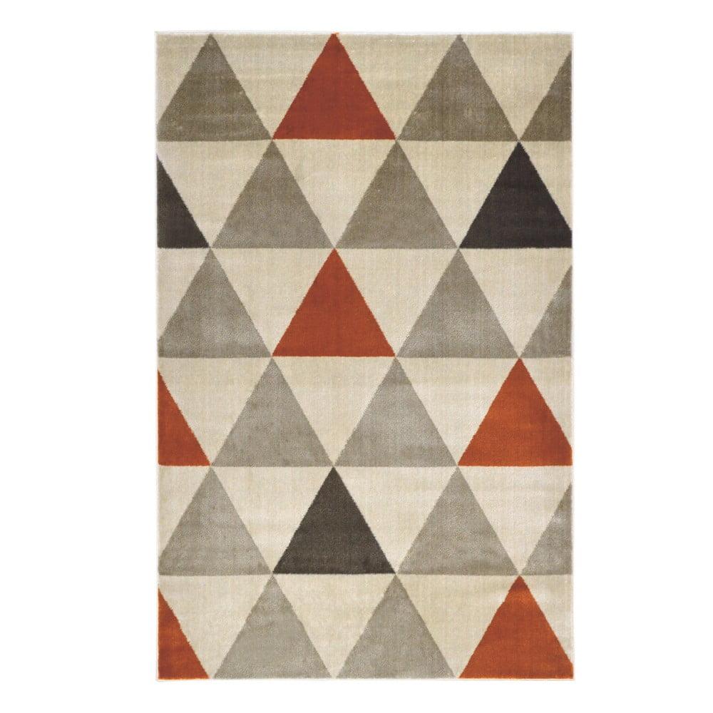 Béžový koberec Webtappeti Roma Orange, 180 x 270 cm
