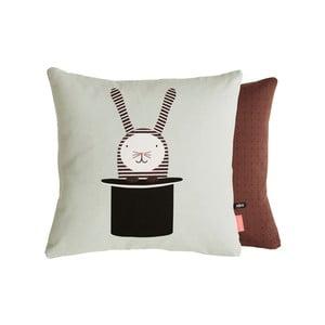 Detský vankúš z organickej bavlny OYOY Rabbit