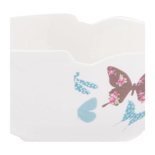Šalátová miska Krauff Butterfly, 20 cm