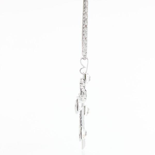 Náhrdelník so Swarovski Elements Laura Bruni Dragonfly