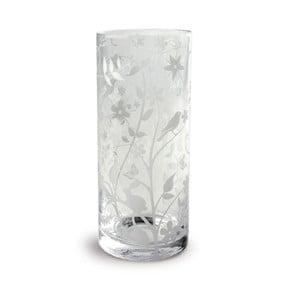 Sada 2 pohárov Birds Flower