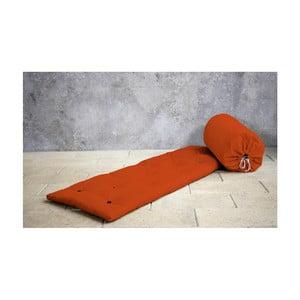 Futón/posteľ pre návštevy Karup Bed In a Bag Orange