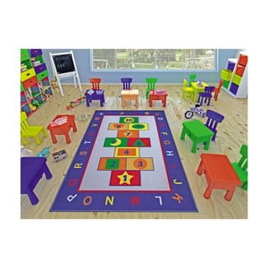 Detský koberec Game, 133×190 cm