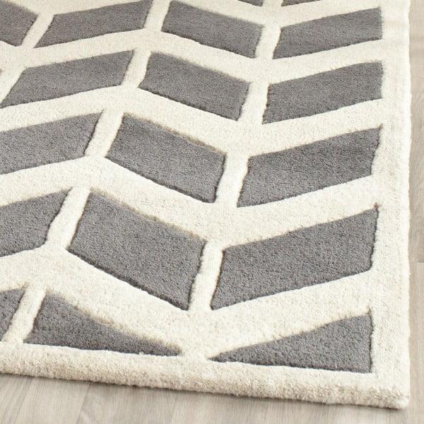 Vlnený koberec Safavieh Brenna, 91x152 cm