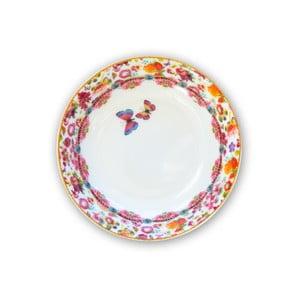 Porcelánový plytký tanierik Melli Mello Isabelle, 10cm