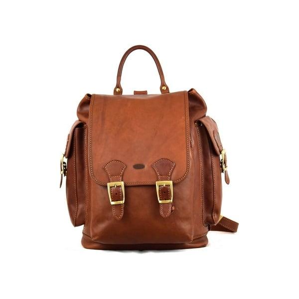 Kožený batôžtek Santo Croce 8800 Brown