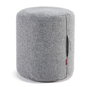 Sivá taburetka Innovation Butt