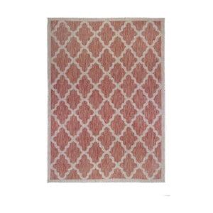 Červeno-béžový koberec Flair Rugs Padua, 120×170 cm