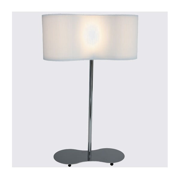 Stolová lampa Satin Bombola