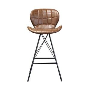 Sada 2 barových stoličiek Red Cartel Kenton