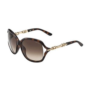 Slnečné okuliare Jimmy Choo Loop Havana/Brown