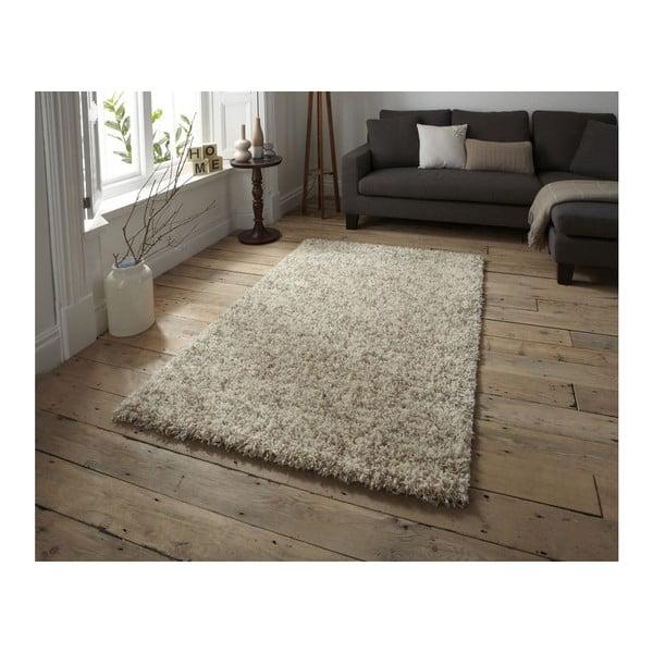 Krémovobiely koberec Think Rugs Vista Cream, 80×150cm