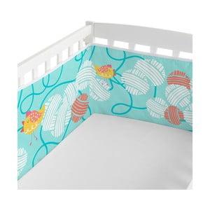 Výstelka do postele Cat&Mouse, 60x60x60 cm