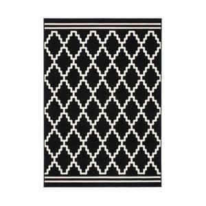 Ručne tkaný koberec Kayoom Finesse 322 Graphit, 120 x 170 cm