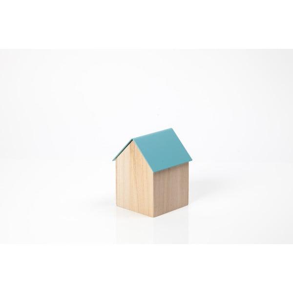 Úložný box House Small, svetlomodrý