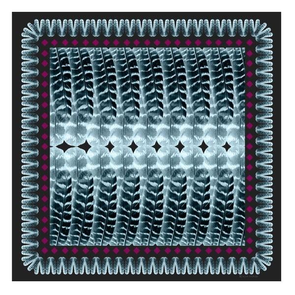 Šatka Mimmi, 130x130 cm