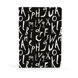 Poznámkový blok U Studio Design Alphabet