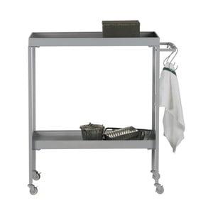 Pojadzný odkladací stolík s 3 háčikmi De Eekhoorn Stack-it