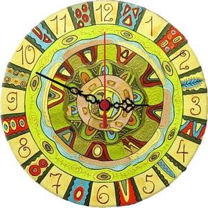 Nástenné hodiny Funky, 30 cm
