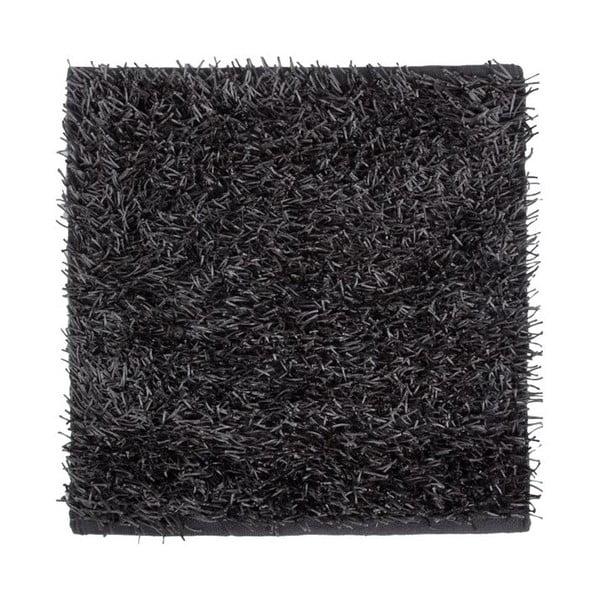 Kúpeľňová predložka Kemen Black, 60x60 cm
