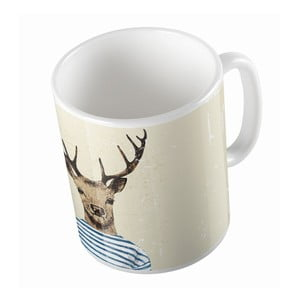 Keramický hrnček Young Deer, 330 ml