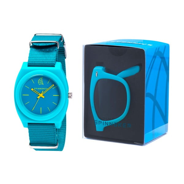 Set slnečných okuliarov a hodiniek Promo SP5030-1