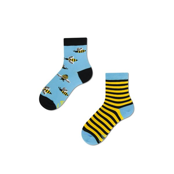 Detské ponožky Many Mornings Bee Bee, veľ. 31/34
