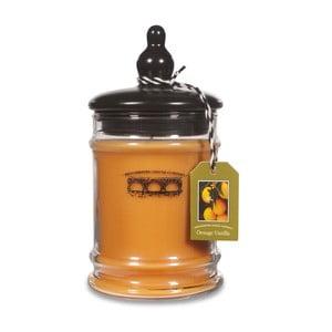 Vonná sviečka Bridgewater Candle, vôňa pomaranča a vanilky