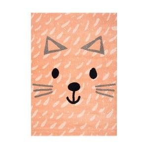 Detský koberec s motívom mačky Hanse Home, 170×120 cm